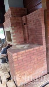 Печь, Мангал, барбекю, Печной комплекс